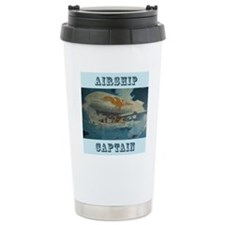 Airship Eagle Travel Mug
