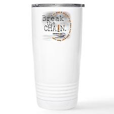 breakthechain Travel Mug