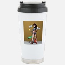 KielaPinUpROUND Travel Mug