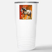 YearOfTheHorsePosterP Travel Mug