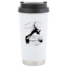 2-Parkour-lines10x10 co Travel Mug