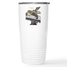 carp4_biggerwText Travel Mug