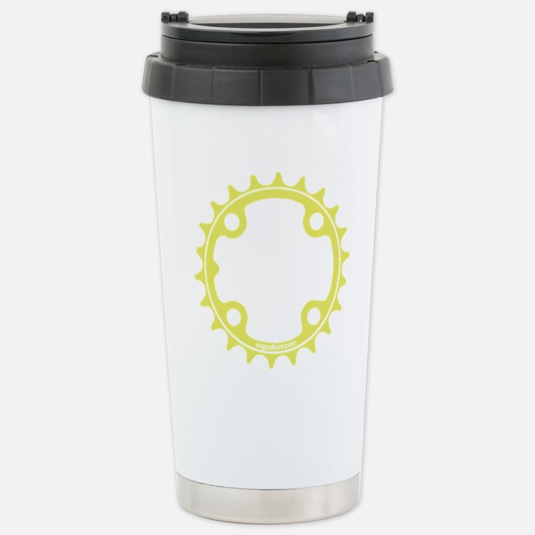 ChainRing Stainless Steel Travel Mug