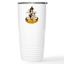 Pirate Hooper BIG Travel Mug