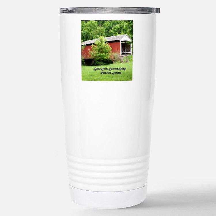 Billie Creek Covered Br Travel Mug