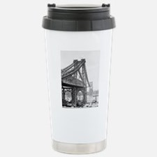 Williamsburg Bridge Con Travel Mug
