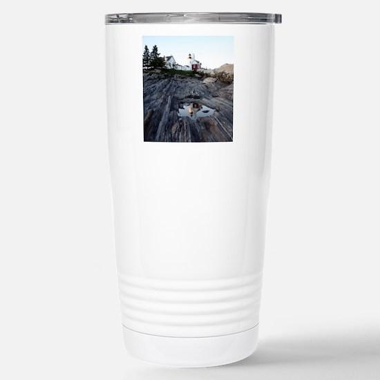 Pemaquid Reflection Stainless Steel Travel Mug