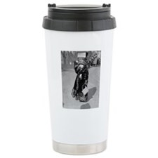 Midget Flapper Girl Travel Mug