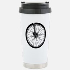 bikewheel Travel Mug