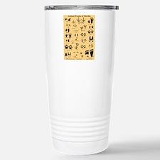 floridasmallltorange Stainless Steel Travel Mug