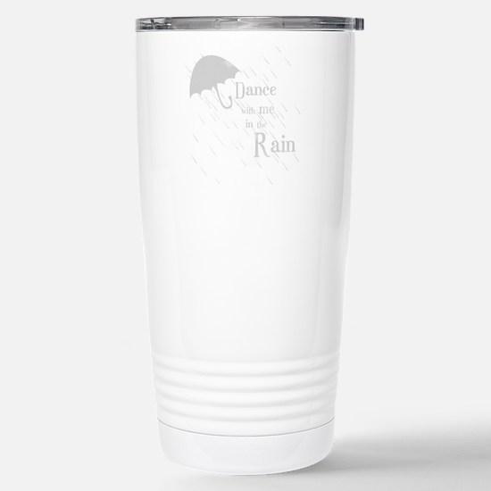 Rain-DanceW Stainless Steel Travel Mug