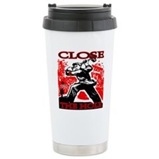 defend2CloseHo Travel Mug
