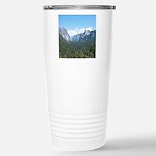 tunnel-view-clock Travel Mug