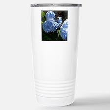 bluehydrangapillow Stainless Steel Travel Mug