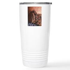 Irish Setter Sleeping Travel Coffee Mug