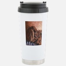 Irish Setter Sleeping Travel Mug