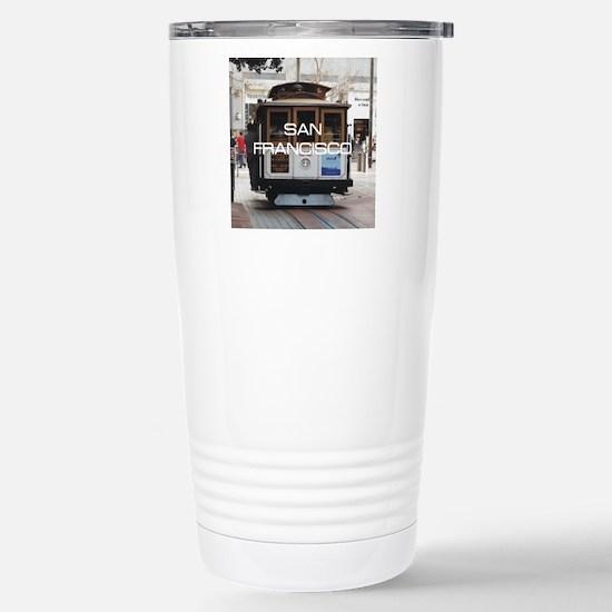 sanfranciscosq Stainless Steel Travel Mug