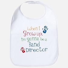 Band Director Grow Up Bib