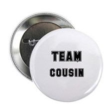 "TEAM COUSIN 2.25"" Button (10 pack)"