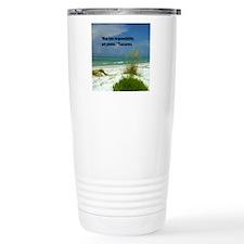 Man has responsibility5 Travel Mug