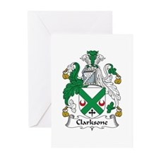 Clarksone Greeting Cards (Pk of 10)