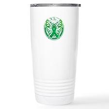Organ-Donor-Butterfly-3 Travel Coffee Mug