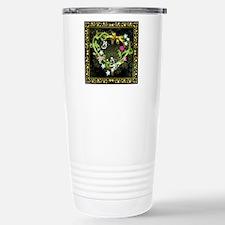 Entwined Heart Travel Mug