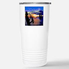 ORANGESAX Travel Mug
