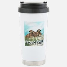 GROUND BEEF T Travel Mug