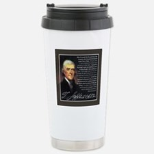 TJ Quotations Travel Mug