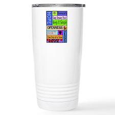 12 step sayings Travel Coffee Mug