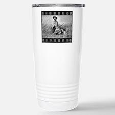 Ernest Hemingway and Li Travel Mug