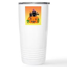 hllwn-2cats-pmkn-bat_Xb Travel Coffee Mug