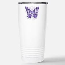 Epilepsy-Butterfly-blk Travel Mug