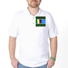 irish american by birth T-Shirt