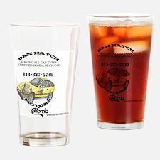 Danny's Motors Drinking Glass