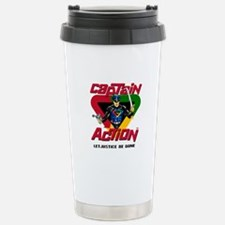ca tee ja copy Stainless Steel Travel Mug