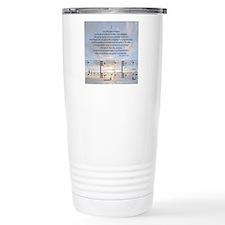 Grace Note Ornament Travel Mug