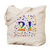 21 Canvas Bags