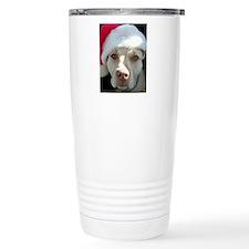 2-christmas lola Front Travel Mug