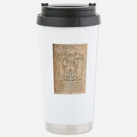 2010vitruv16X20 Stainless Steel Travel Mug