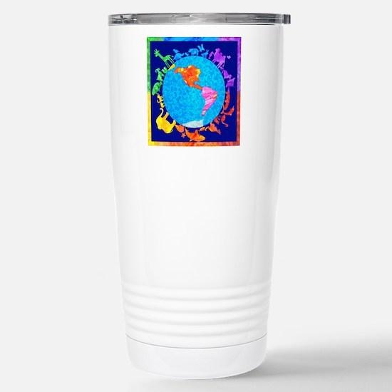 peaceablekingdom Stainless Steel Travel Mug