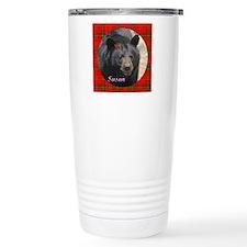 susan christmas Travel Coffee Mug
