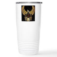 egyptiansquare Travel Coffee Mug