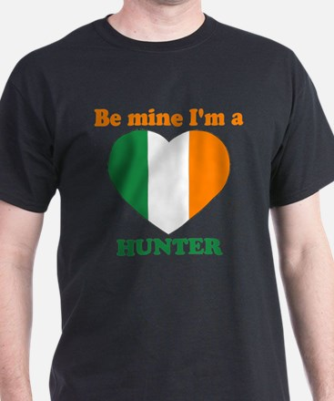 Hunter, Valentine's Day T-Shirt