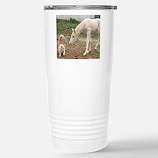 palomino_friends_mpad Travel Mug