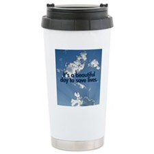 beautifuldaybutton Travel Mug