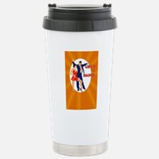 AC48 CP-JOURNAL Stainless Steel Travel Mug