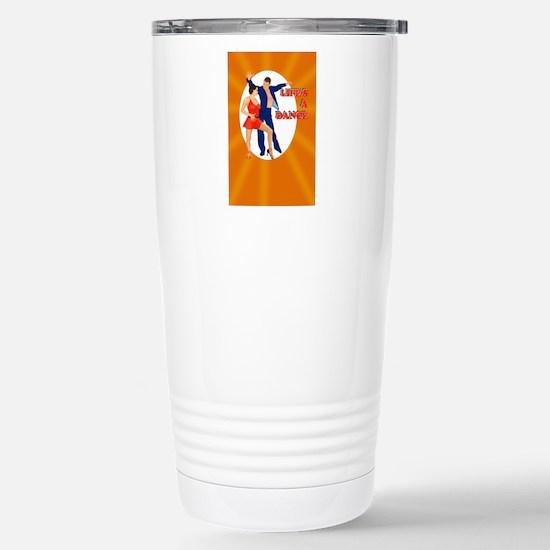 AC48 CP-JOURNAL Stainless Steel Travel Mug