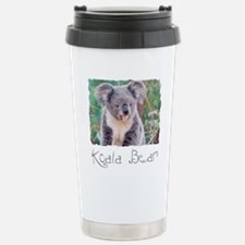Koala Smile shirt Travel Mug